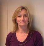 Liv Mette Harboe, medlemssekretær ved Norges Sjakkforbund