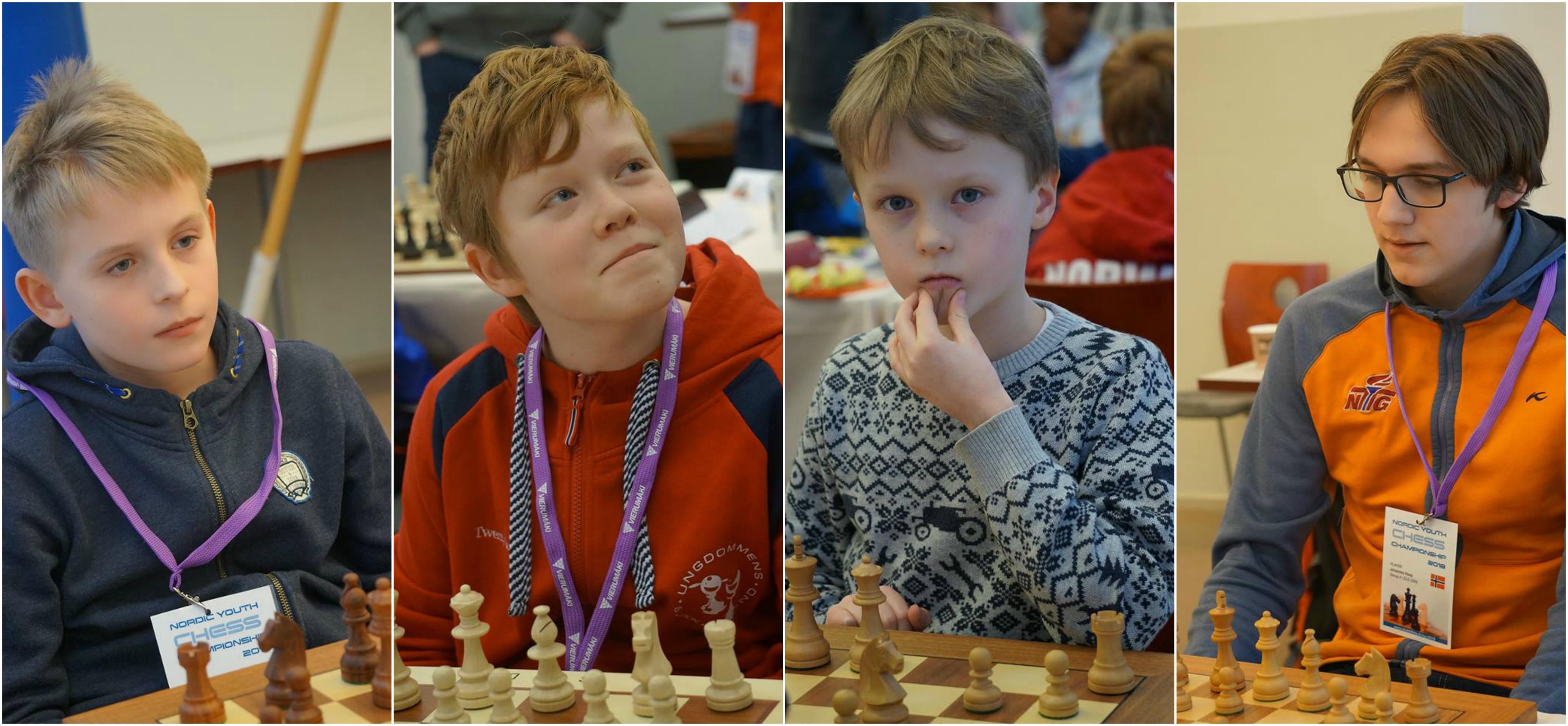 hvordan vi spiller sjakk